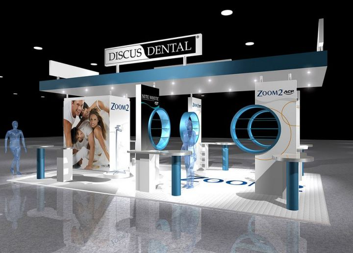 Exhibition Stand Design Harrogate : Discus dental projects exhibition stands new