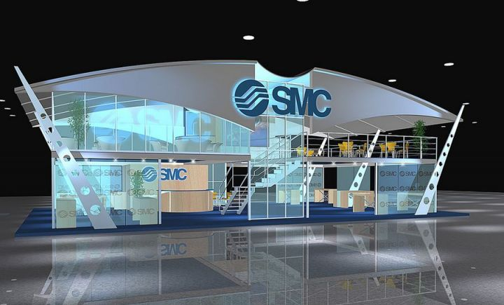 Exhibition Stand Projects : Smc projects exhibition stands new dimension