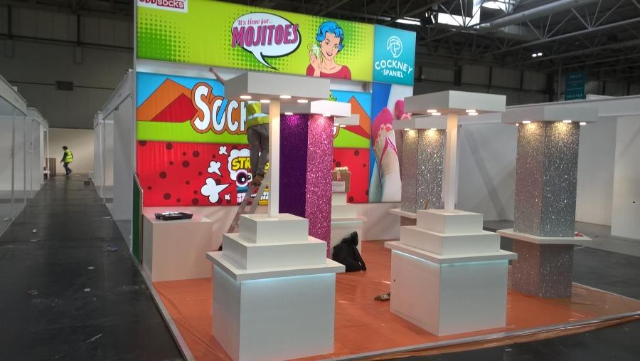 Exhibition Stand Design Hertfordshire : New dimension exhibitions ltd